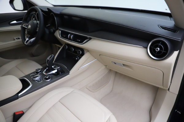 New 2020 Alfa Romeo Stelvio Ti Lusso Q4 for sale $55,790 at Maserati of Westport in Westport CT 06880 22