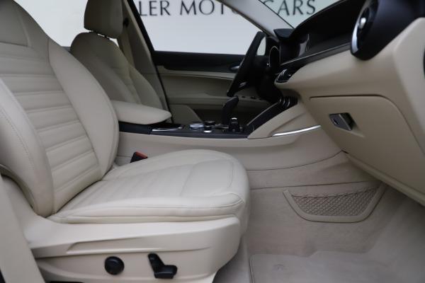 New 2020 Alfa Romeo Stelvio Ti Lusso Q4 for sale $55,790 at Maserati of Westport in Westport CT 06880 23