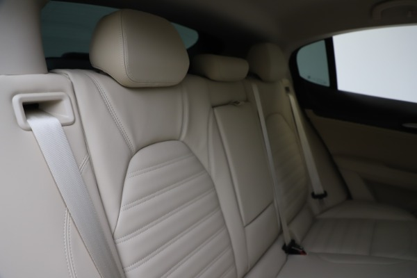 New 2020 Alfa Romeo Stelvio Ti Lusso Q4 for sale $55,790 at Maserati of Westport in Westport CT 06880 26