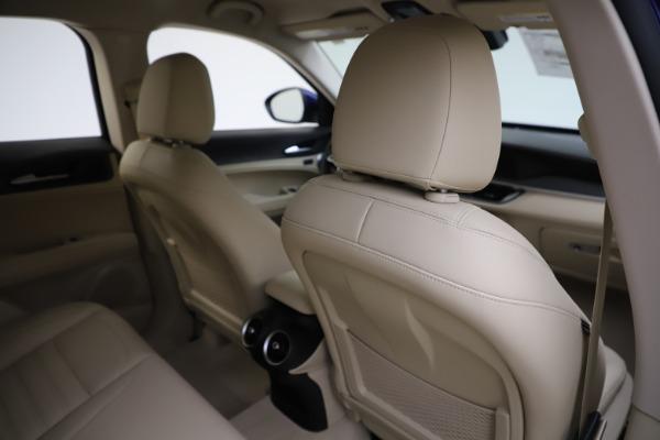 New 2020 Alfa Romeo Stelvio Ti Lusso Q4 for sale $55,790 at Maserati of Westport in Westport CT 06880 28