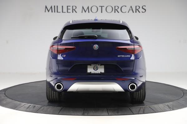 New 2020 Alfa Romeo Stelvio Ti Lusso Q4 for sale $55,790 at Maserati of Westport in Westport CT 06880 6