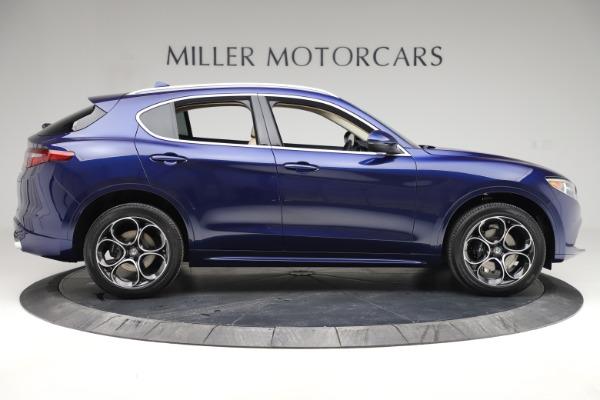 New 2020 Alfa Romeo Stelvio Ti Lusso Q4 for sale $55,790 at Maserati of Westport in Westport CT 06880 9