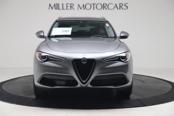 New 2020 Alfa Romeo Stelvio Ti Lusso Q4 for sale $55,790 at Maserati of Westport in Westport CT 06880 12