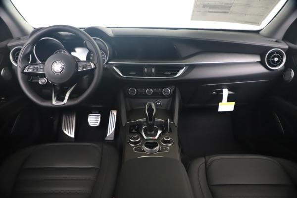 New 2020 Alfa Romeo Stelvio Ti Lusso Q4 for sale $55,790 at Maserati of Westport in Westport CT 06880 16