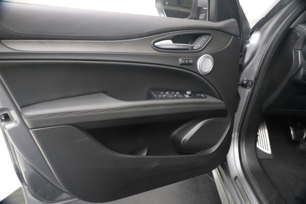 New 2020 Alfa Romeo Stelvio Ti Lusso Q4 for sale $55,790 at Maserati of Westport in Westport CT 06880 17