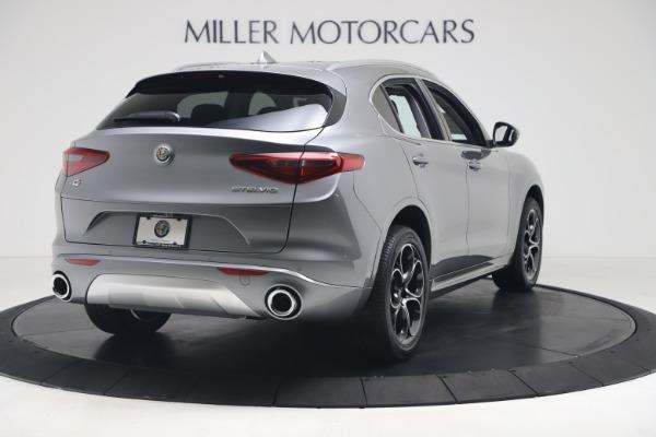 New 2020 Alfa Romeo Stelvio Ti Lusso Q4 for sale $55,790 at Maserati of Westport in Westport CT 06880 7