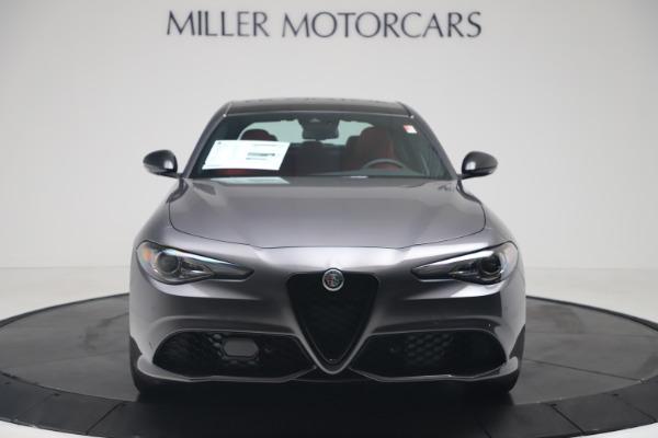 New 2020 Alfa Romeo Giulia Ti Sport Q4 for sale $53,790 at Maserati of Westport in Westport CT 06880 12