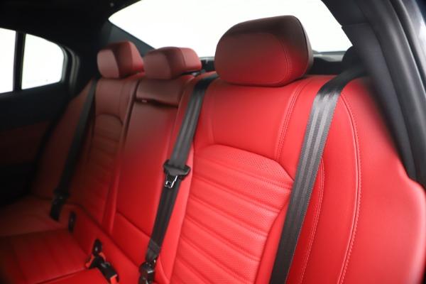New 2020 Alfa Romeo Giulia Ti Sport Q4 for sale $53,790 at Maserati of Westport in Westport CT 06880 18