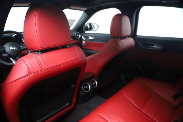 New 2020 Alfa Romeo Giulia Ti Sport Q4 for sale $53,790 at Maserati of Westport in Westport CT 06880 20