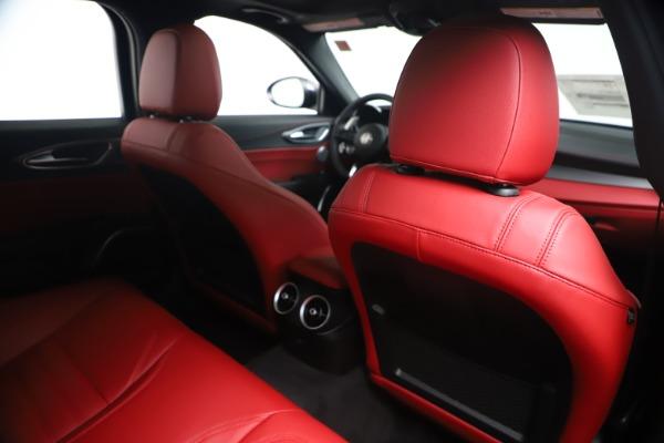 New 2020 Alfa Romeo Giulia Ti Sport Q4 for sale $53,790 at Maserati of Westport in Westport CT 06880 28