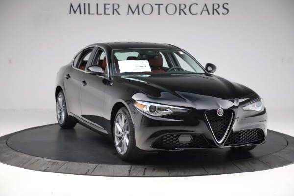 New 2020 Alfa Romeo Giulia Q4 for sale $45,740 at Maserati of Westport in Westport CT 06880 11