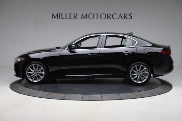 New 2020 Alfa Romeo Giulia Q4 for sale $45,740 at Maserati of Westport in Westport CT 06880 3