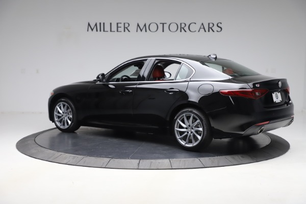 New 2020 Alfa Romeo Giulia Q4 for sale $45,740 at Maserati of Westport in Westport CT 06880 4