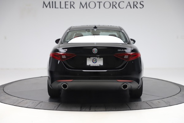 New 2020 Alfa Romeo Giulia Q4 for sale $45,740 at Maserati of Westport in Westport CT 06880 6