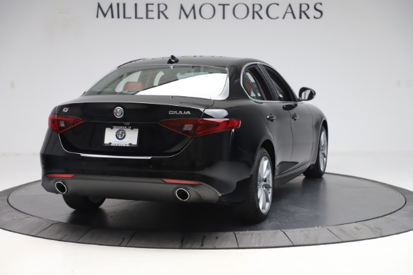 New 2020 Alfa Romeo Giulia Q4 for sale $45,740 at Maserati of Westport in Westport CT 06880 7