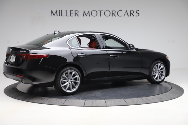 New 2020 Alfa Romeo Giulia Q4 for sale $45,740 at Maserati of Westport in Westport CT 06880 8