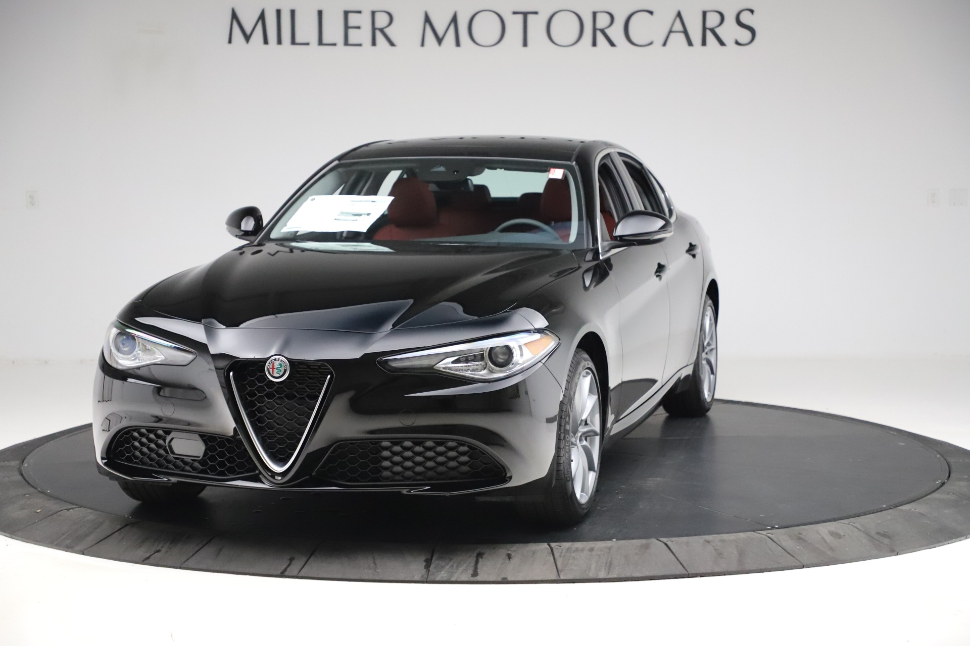 New 2020 Alfa Romeo Giulia Q4 for sale $45,740 at Maserati of Westport in Westport CT 06880 1