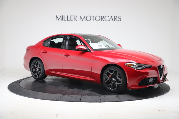 New 2020 Alfa Romeo Giulia Sport Q4 for sale $47,790 at Maserati of Westport in Westport CT 06880 10