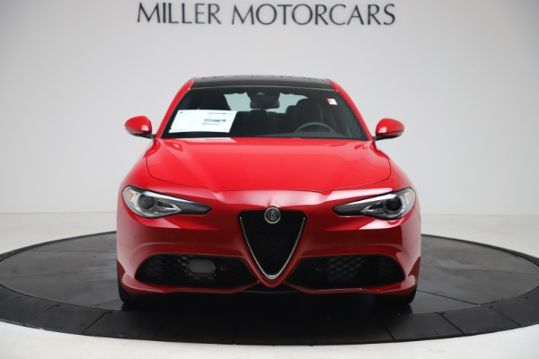 New 2020 Alfa Romeo Giulia Sport Q4 for sale $47,790 at Maserati of Westport in Westport CT 06880 12