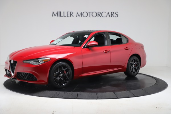 New 2020 Alfa Romeo Giulia Sport Q4 for sale $47,790 at Maserati of Westport in Westport CT 06880 2