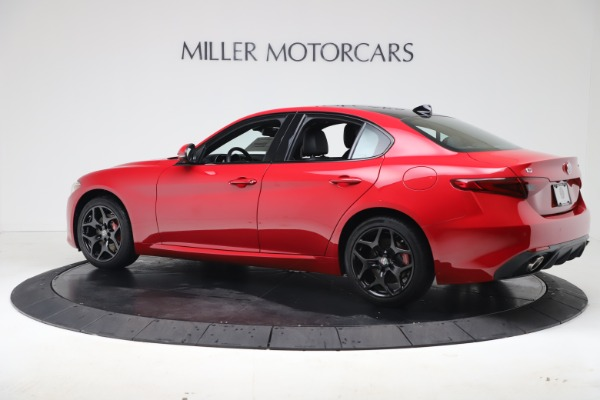 New 2020 Alfa Romeo Giulia Sport Q4 for sale $47,790 at Maserati of Westport in Westport CT 06880 4