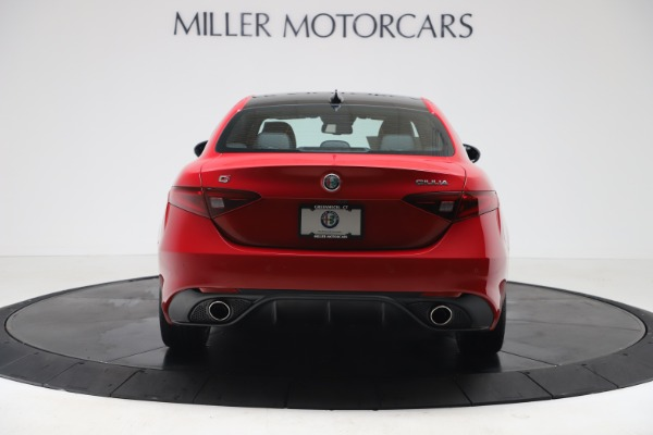 New 2020 Alfa Romeo Giulia Sport Q4 for sale $47,790 at Maserati of Westport in Westport CT 06880 6