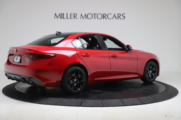 New 2020 Alfa Romeo Giulia Sport Q4 for sale $47,790 at Maserati of Westport in Westport CT 06880 8