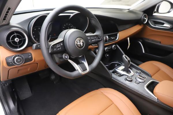 New 2020 Alfa Romeo Giulia Q4 for sale Sold at Maserati of Westport in Westport CT 06880 14