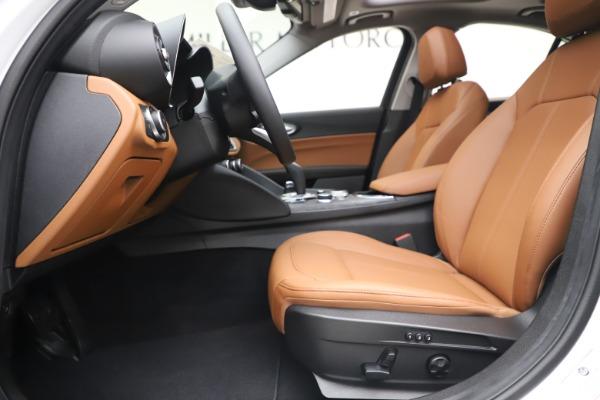 New 2020 Alfa Romeo Giulia Q4 for sale Sold at Maserati of Westport in Westport CT 06880 15