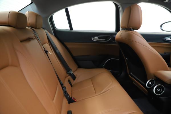New 2020 Alfa Romeo Giulia Q4 for sale Sold at Maserati of Westport in Westport CT 06880 28
