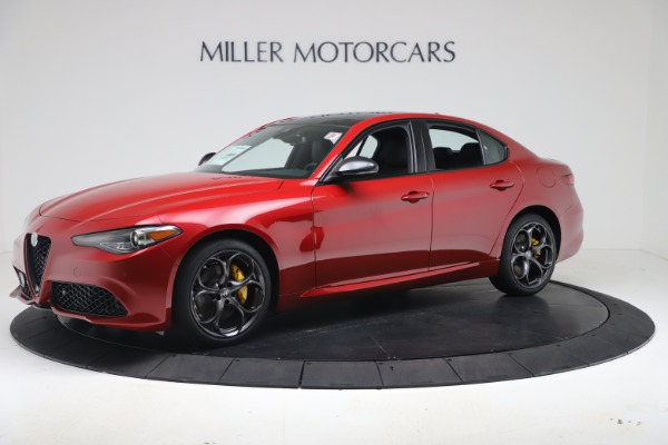 New 2020 Alfa Romeo Giulia Ti Sport Q4 for sale $56,690 at Maserati of Westport in Westport CT 06880 2
