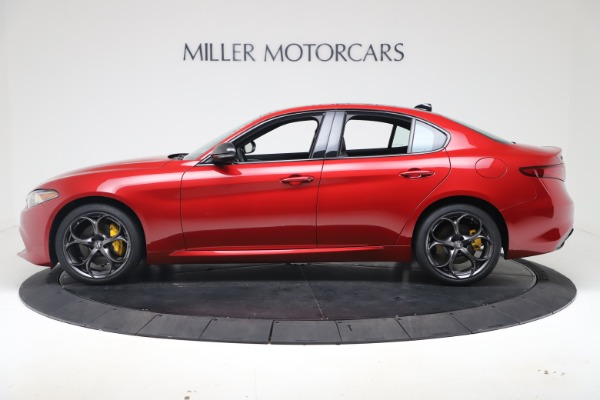 New 2020 Alfa Romeo Giulia Ti Sport Q4 for sale $56,690 at Maserati of Westport in Westport CT 06880 3