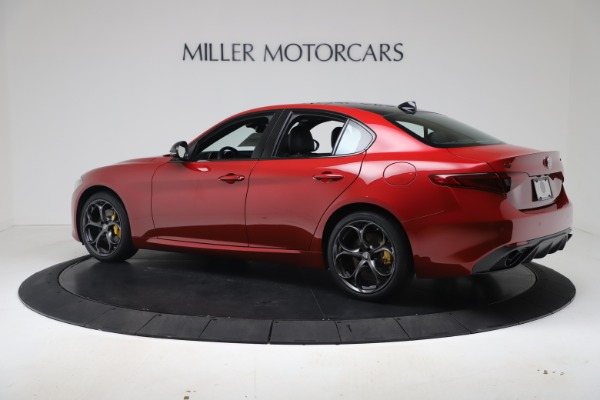New 2020 Alfa Romeo Giulia Ti Sport Q4 for sale $56,690 at Maserati of Westport in Westport CT 06880 4