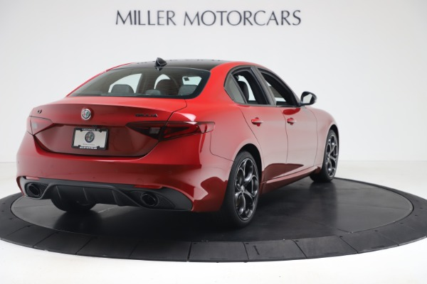New 2020 Alfa Romeo Giulia Ti Sport Q4 for sale $56,690 at Maserati of Westport in Westport CT 06880 7