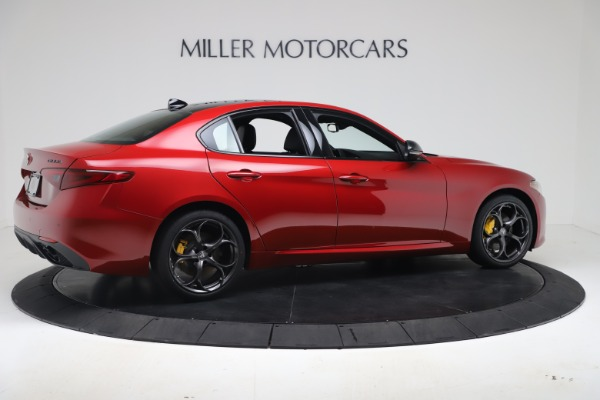 New 2020 Alfa Romeo Giulia Ti Sport Q4 for sale $56,690 at Maserati of Westport in Westport CT 06880 8