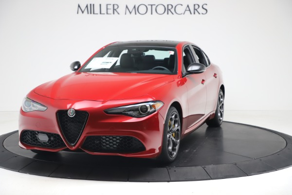 New 2020 Alfa Romeo Giulia Ti Sport Q4 for sale $56,690 at Maserati of Westport in Westport CT 06880 1