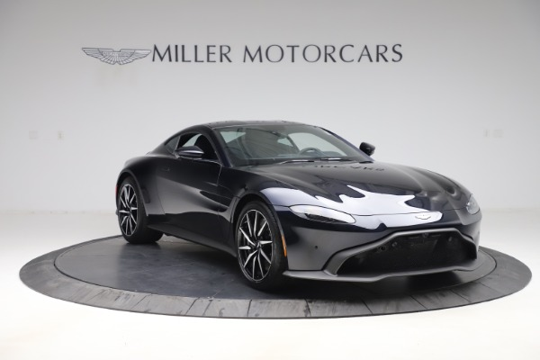 New 2020 Aston Martin Vantage Coupe for sale $177,609 at Maserati of Westport in Westport CT 06880 10