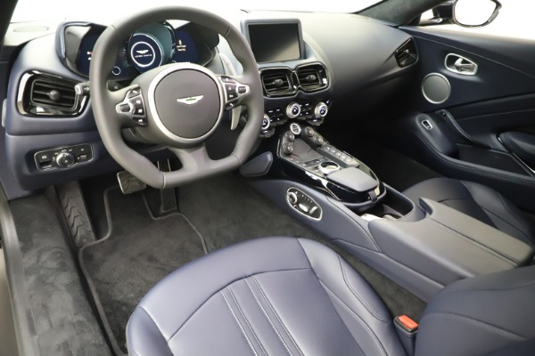 New 2020 Aston Martin Vantage Coupe for sale $177,609 at Maserati of Westport in Westport CT 06880 13