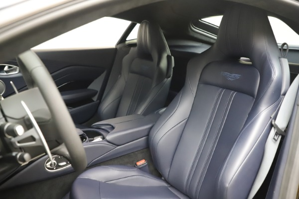 New 2020 Aston Martin Vantage Coupe for sale $177,609 at Maserati of Westport in Westport CT 06880 14