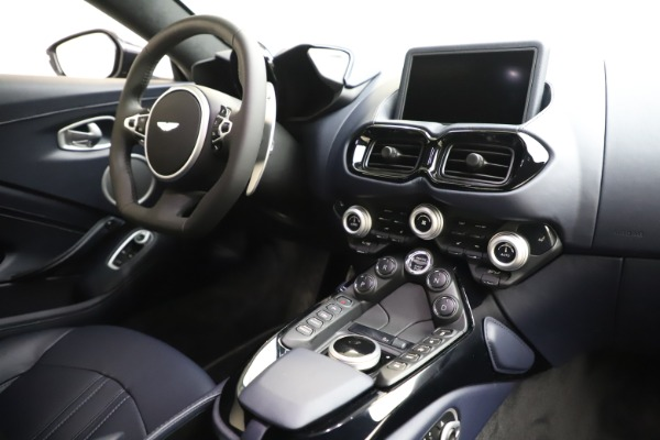 New 2020 Aston Martin Vantage Coupe for sale $177,609 at Maserati of Westport in Westport CT 06880 16