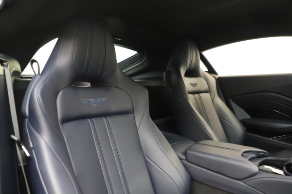 New 2020 Aston Martin Vantage Coupe for sale $177,609 at Maserati of Westport in Westport CT 06880 17
