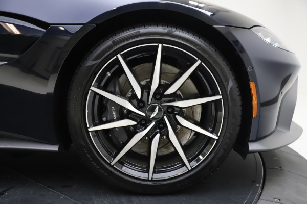 New 2020 Aston Martin Vantage Coupe for sale $177,609 at Maserati of Westport in Westport CT 06880 18