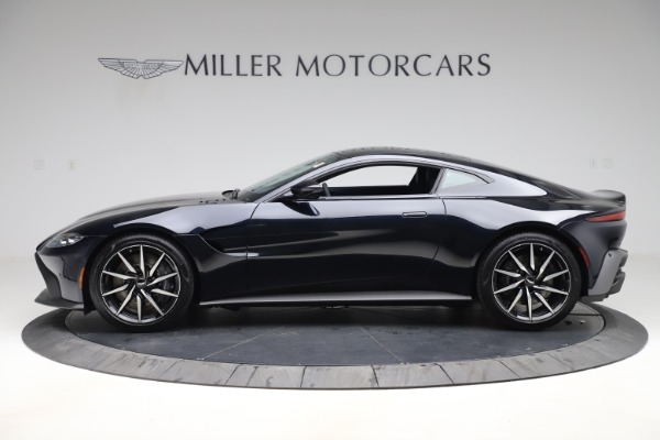 New 2020 Aston Martin Vantage Coupe for sale $177,609 at Maserati of Westport in Westport CT 06880 2