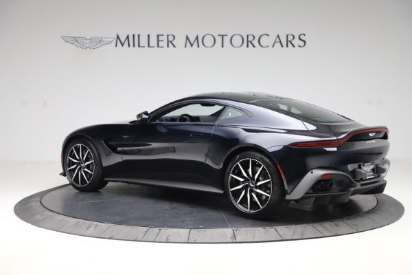 New 2020 Aston Martin Vantage Coupe for sale $177,609 at Maserati of Westport in Westport CT 06880 3
