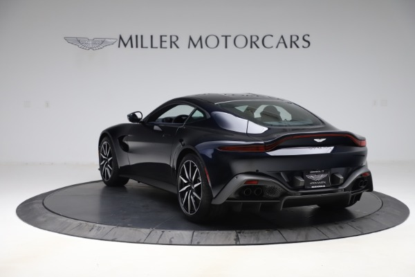 New 2020 Aston Martin Vantage Coupe for sale $177,609 at Maserati of Westport in Westport CT 06880 4