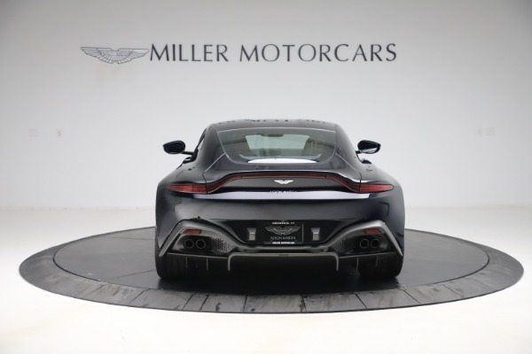 New 2020 Aston Martin Vantage Coupe for sale $177,609 at Maserati of Westport in Westport CT 06880 5