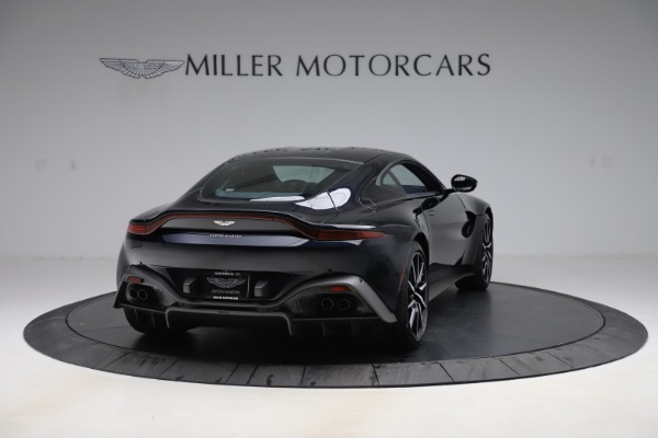 New 2020 Aston Martin Vantage Coupe for sale $177,609 at Maserati of Westport in Westport CT 06880 6