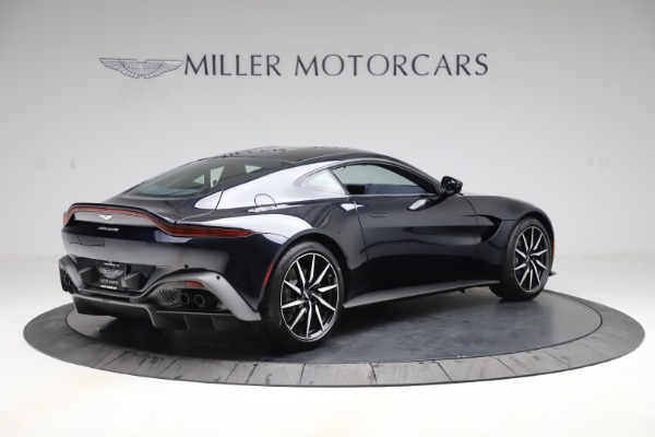 New 2020 Aston Martin Vantage Coupe for sale $177,609 at Maserati of Westport in Westport CT 06880 7