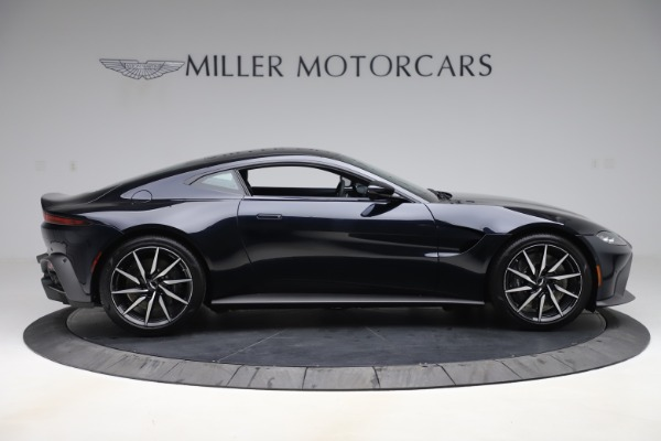 New 2020 Aston Martin Vantage Coupe for sale $177,609 at Maserati of Westport in Westport CT 06880 8