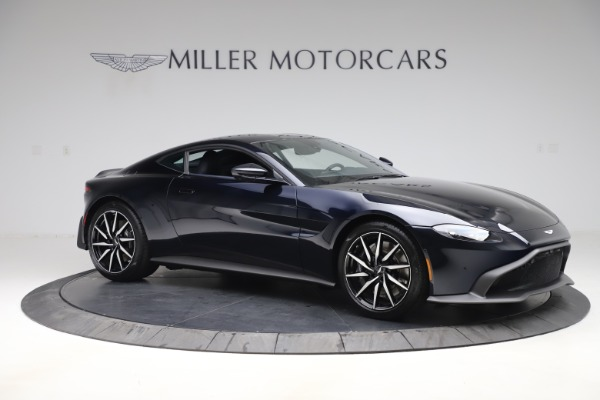 New 2020 Aston Martin Vantage Coupe for sale $177,609 at Maserati of Westport in Westport CT 06880 9